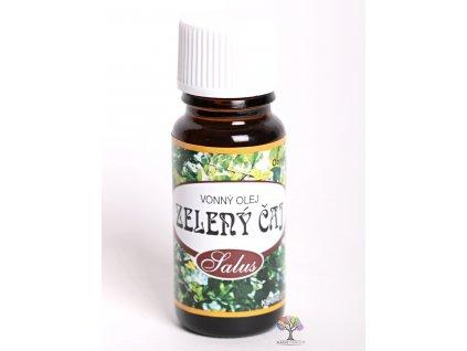 Esenciální vonný olej Zelený čaj 10 ml #15 - do aromalampy - koupele - potpourri  + až 10% sleva po registraci