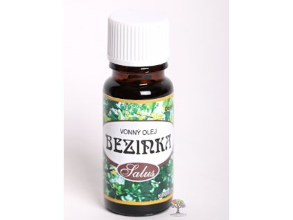 Esenciální vonný olej Bezinka 10 ml #18 - do aromalampy - koupele - potpourri
