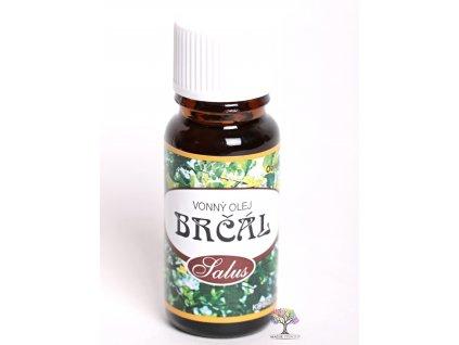 Esenciální vonný olej Brčál 10 ml #19 - do aromalampy - koupele - potpourri