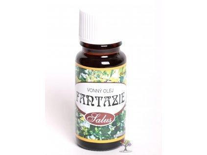 Esenciální vonný olej Fantazie 10 ml #28 - do aromalampy - koupele - potpourri