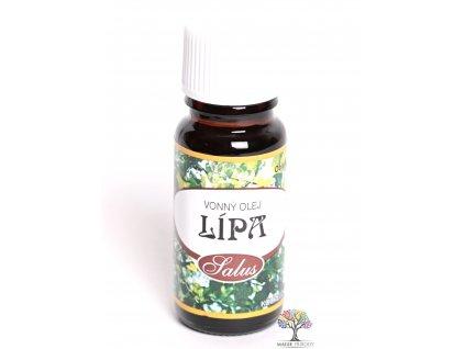 Esenciální vonný olej Lípa 10 ml #30 - do aromalampy - koupele - potpourri  + až 10% sleva po registraci