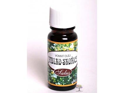 Esenciální vonný olej Jablko - Skořice 10 ml #38 - do aromalampy - koupele - potpourri