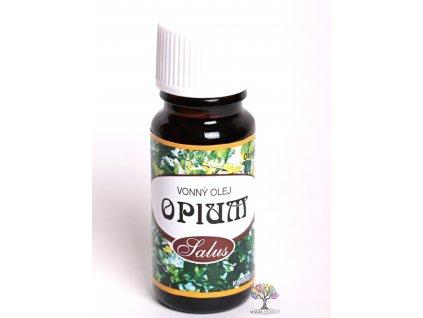Esenciální vonný olej Opium 10 ml #41 - do aromalampy - koupele - potpourri