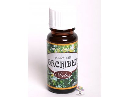 Esenciální vonný olej Orchidea 10 ml #42 - do aromalampy - koupele - potpourri  + až 10% sleva po registraci