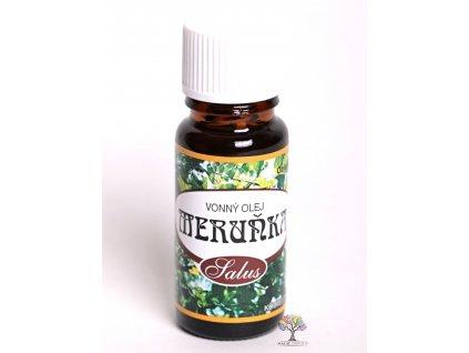 Esenciální vonný olej Meruňka 10 ml #44 - do aromalampy - koupele - potpourri