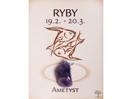 Kámen podle znamení - RYBY