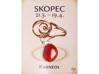 Kámen podle znamení - SKOPEC  + až 10% sleva po registraci