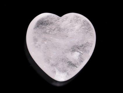 Srdce Křišťál 45x45 mm - Křišťálové srdce #249
