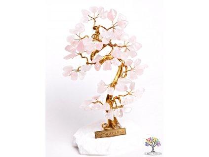 Růženínový stromeček štěstí 16 cm - B1 - #69