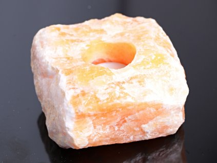 Svícen na svíčku - Kalcit přírodní - 1.180 kg #55