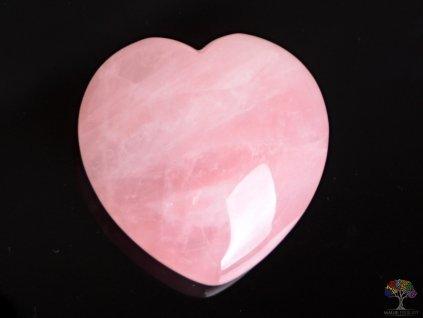 Srdce Růženín 40x40 mm - Růženínové srdce #10