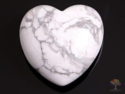 Srdce Magnezit 40x40 mm - Magnezitové srdce #02