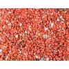 Tromlované kamínky Jaspis červený XXXS velikost 2 - 5 mm - Brazílie