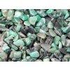 Tromlované kamínky Smaragd XXS velikost 5 - 15 mm - Brazílie