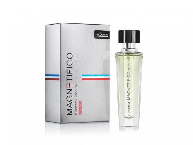 pánsky parfém magnetifico