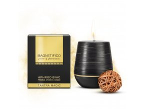 vonná sviečka santalové drevo