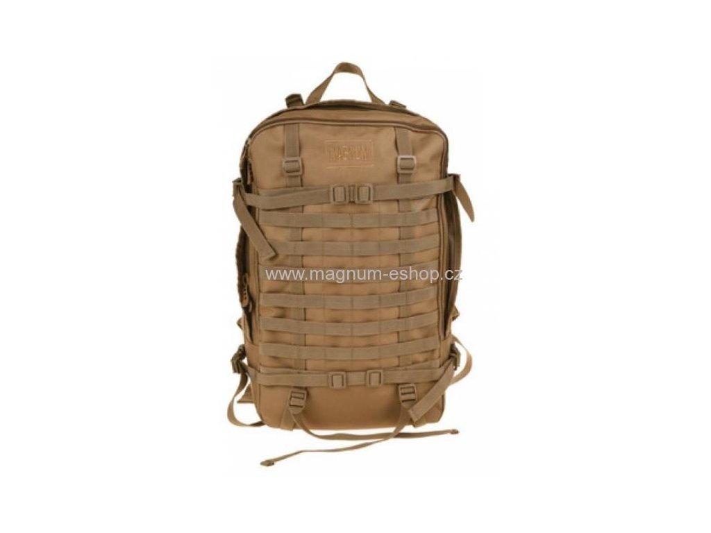 magnum tajga 45 l batoh 45 litru outdoor sport bok