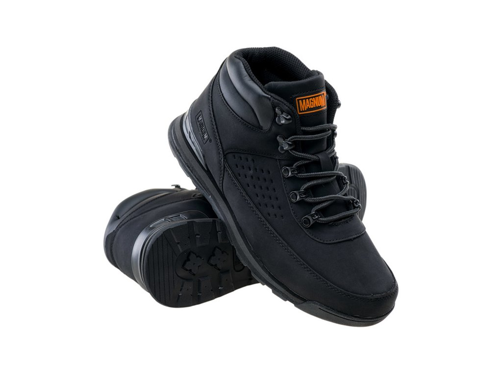 magnum cedari mid vychazkova obuv cerna obe