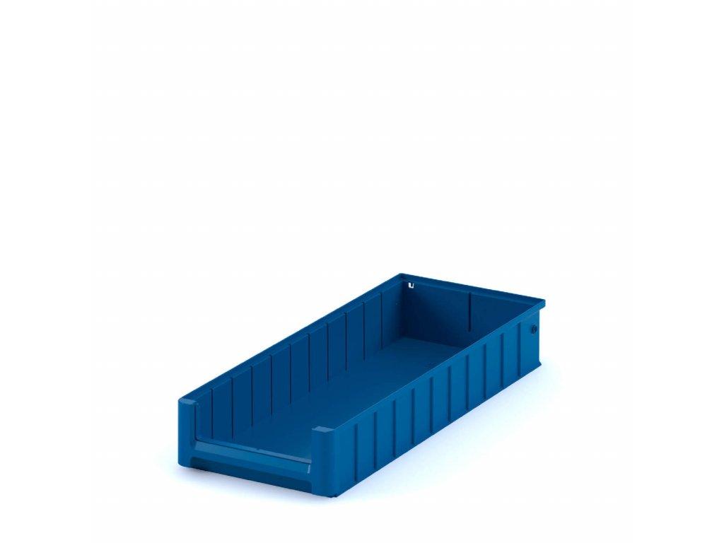 Plastový skladovací box do regálu 60 x 23,4 x 9 cm