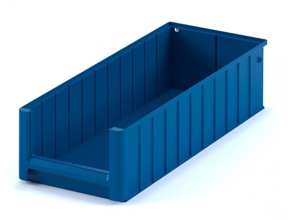 Műanyag tárolódoboz 60 x 23,4 x 14 cm