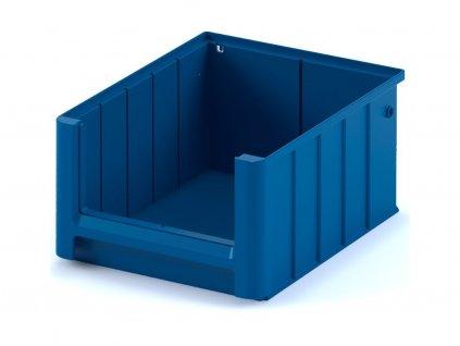 Műanyag tárolódoboz 30 x 23,4 x 14 cm