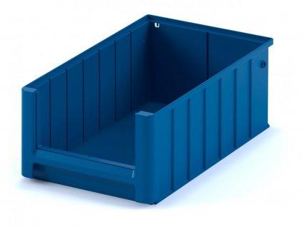 Műanyag tárolódoboz 40 x 23,4 x 14 cm