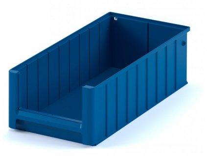Műanyag tárolódoboz 50 x 23,4 x 14 cm