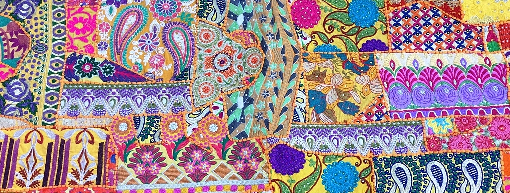 patchwork dekorace