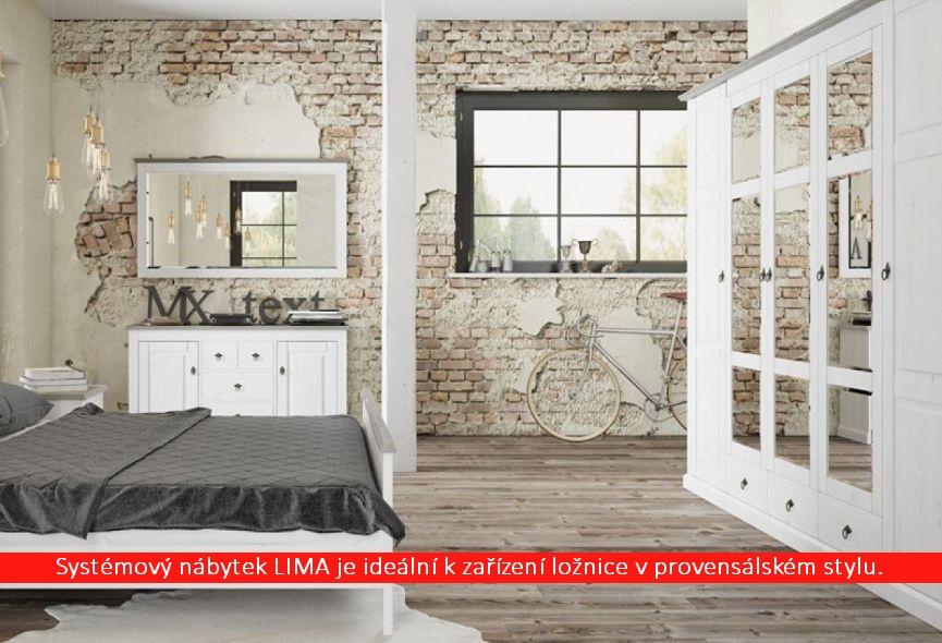 Systémová ložnice LIMA