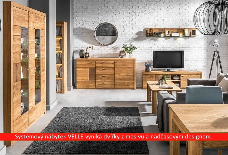 Obývací stěna Velle