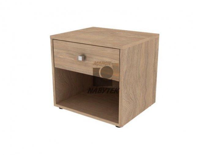 Noční stolek MOMENT STN.1S