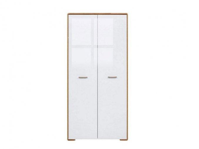 Šatní skříně BARI SZF2D