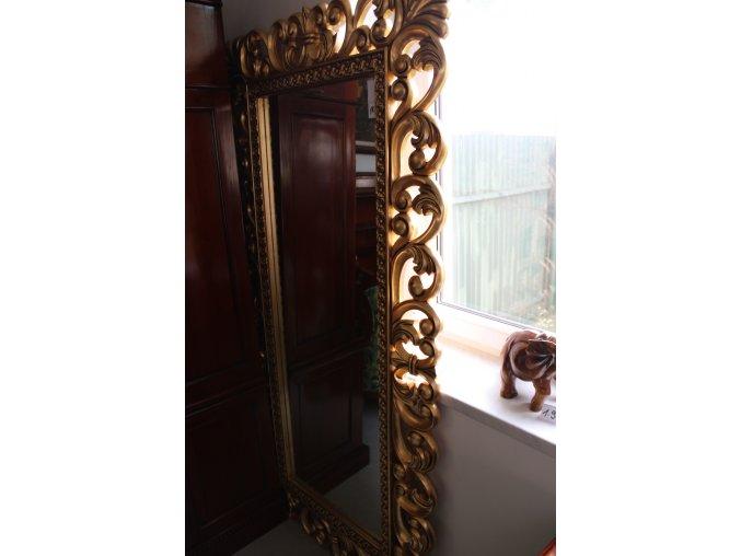 Zrcadlo nástěnné - 2 barevné provedení