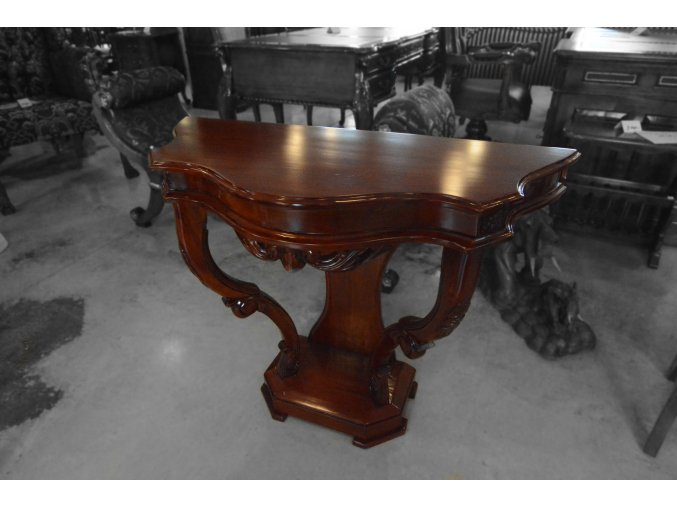 Halový, odkládací stolek