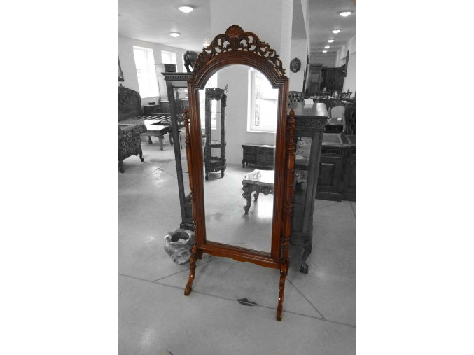 Zrcadlo - stojací