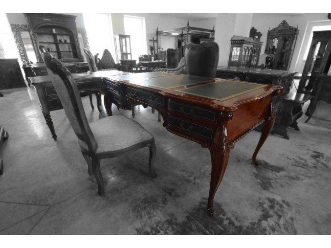 Psací stůl oboustranný