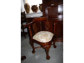 Židle , rohová - jasinda