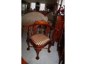 Židle , rohová - nieto