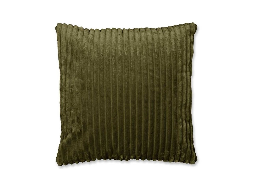 povlak na polštář dez zelený