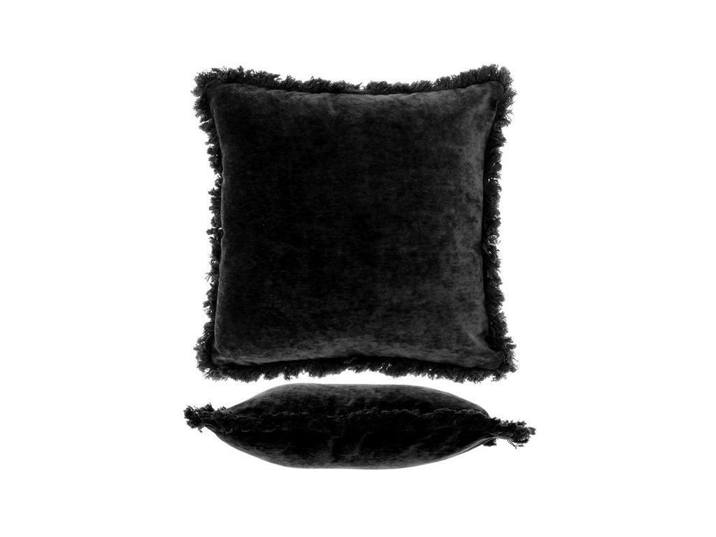 polštář mimmie černá
