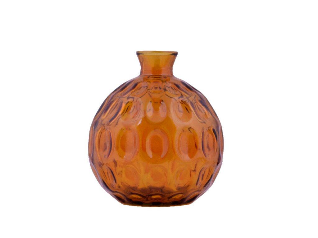 váza dune žlutá