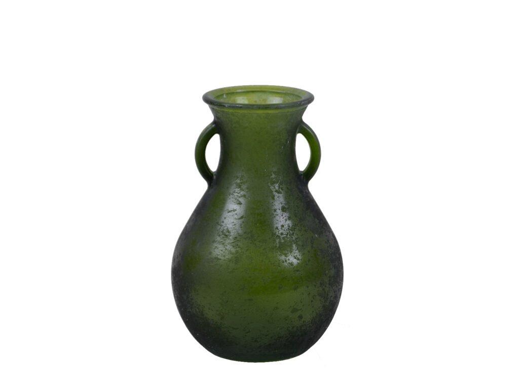 váza cantaro zelená