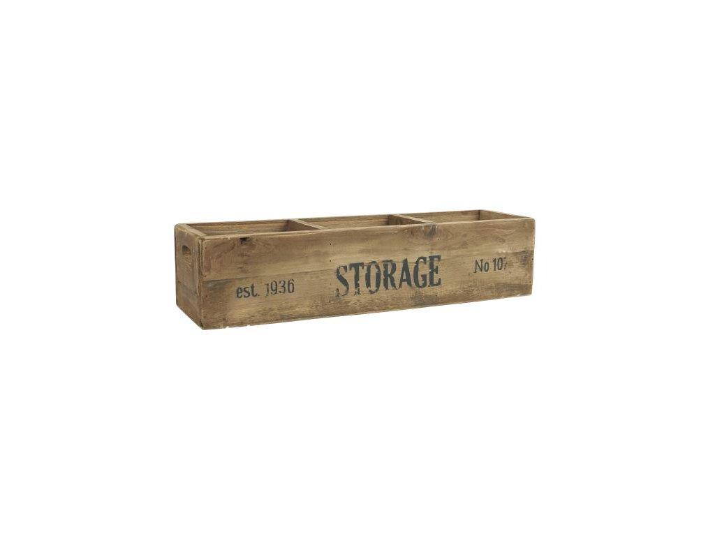 dřevěný box storage ib laursen