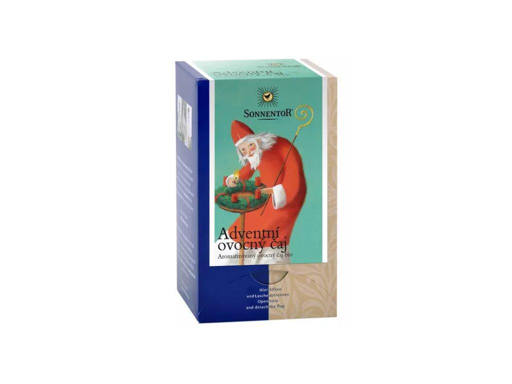 Sonnentor adventní vánoční čaj
