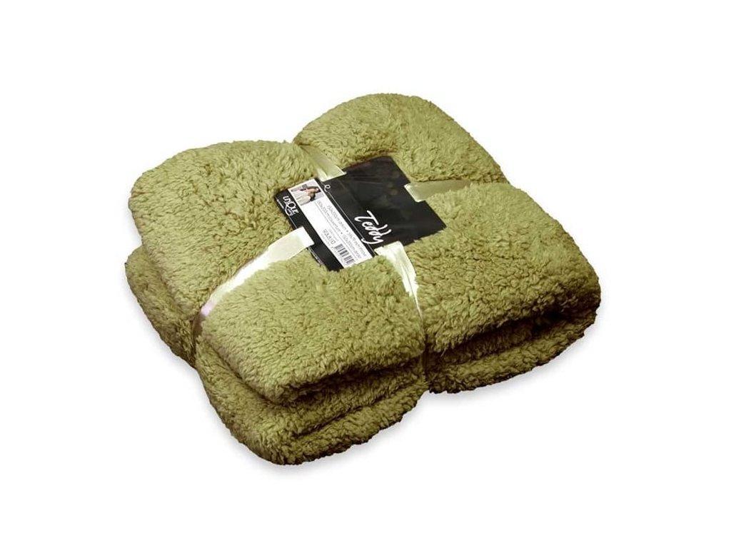 deka teddy oil green