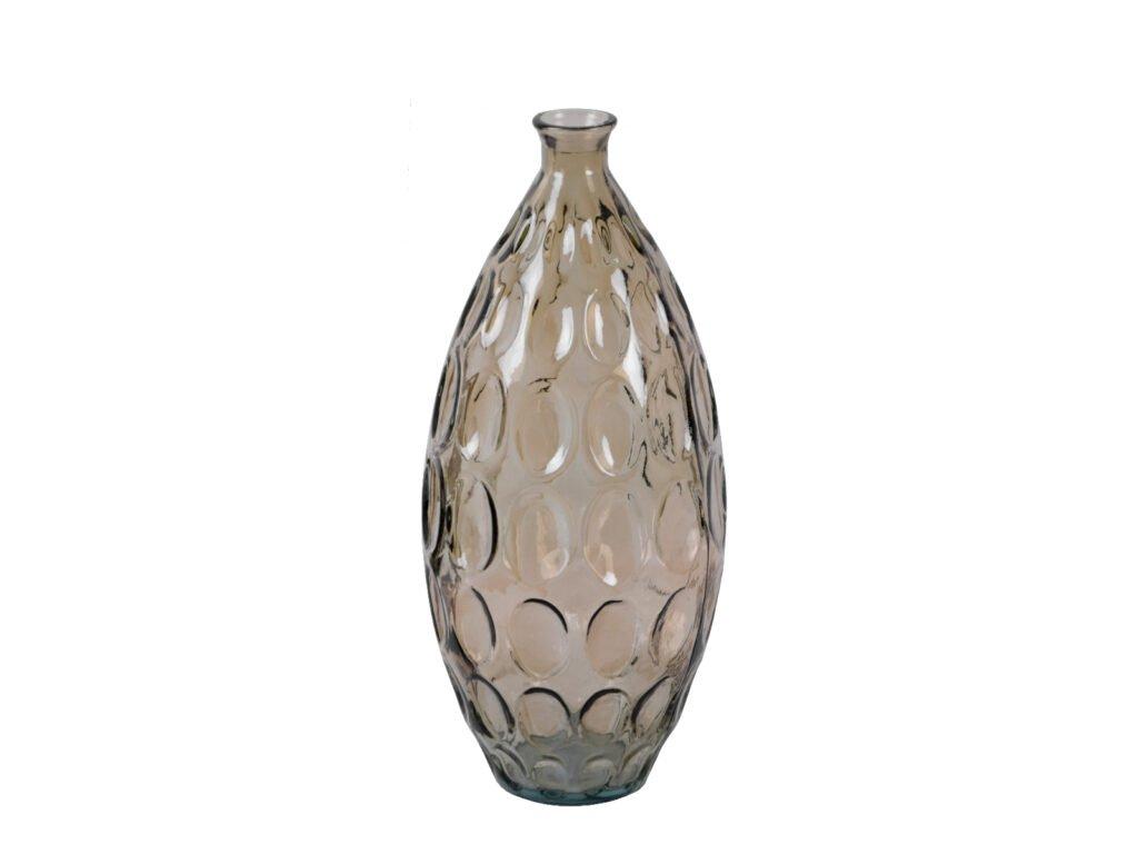 váza dune kouřová 45cm