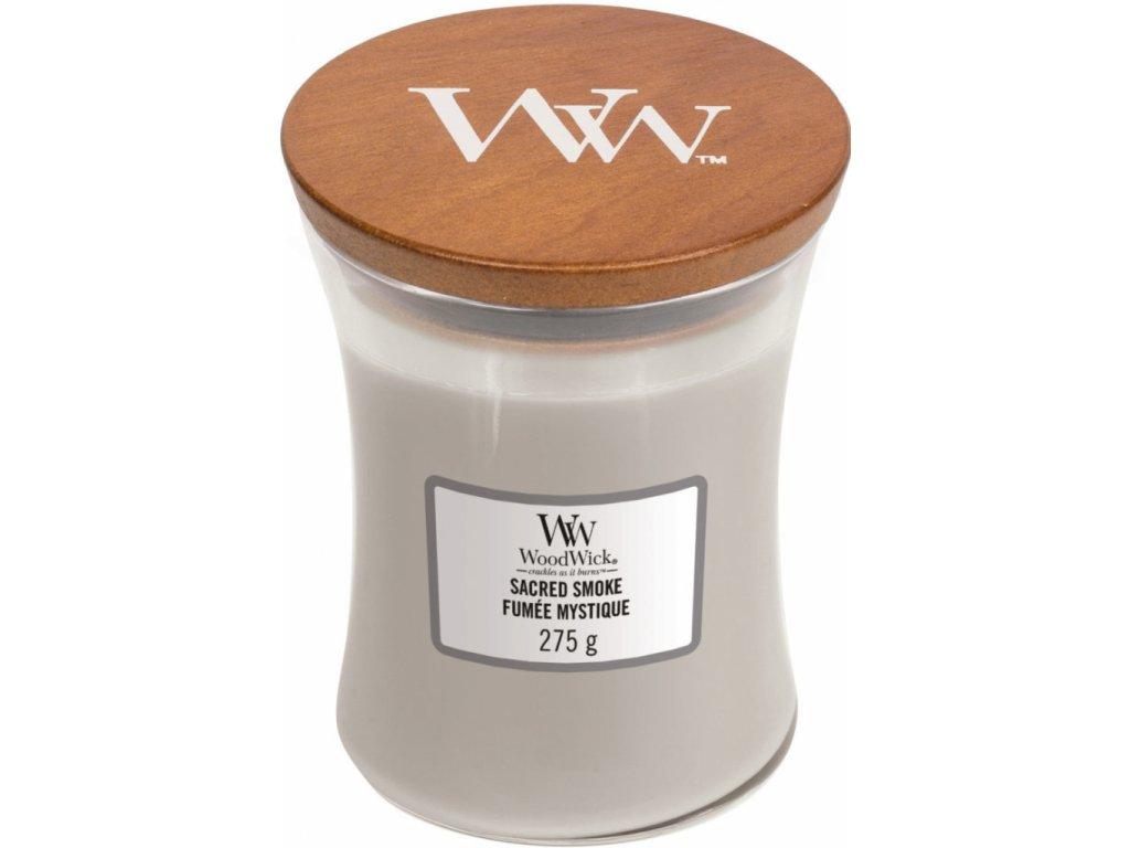 woodwick svíčka