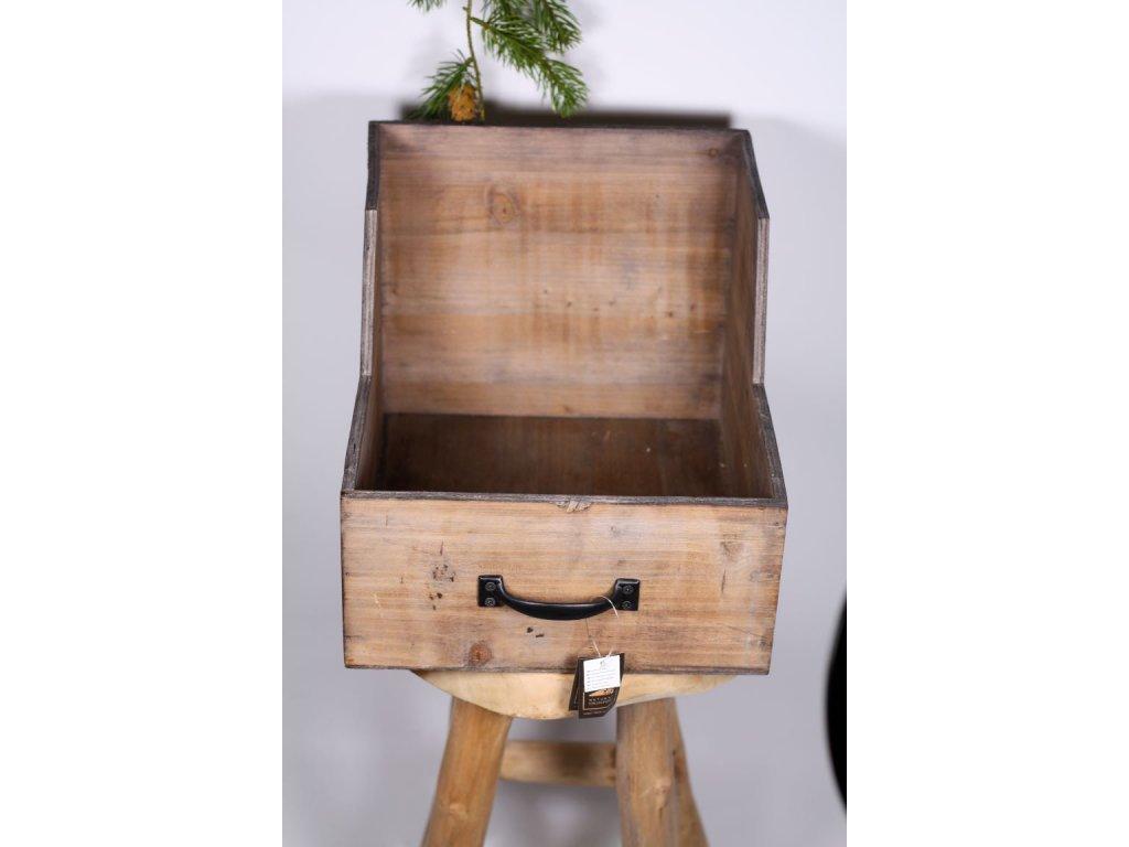 box dřevo