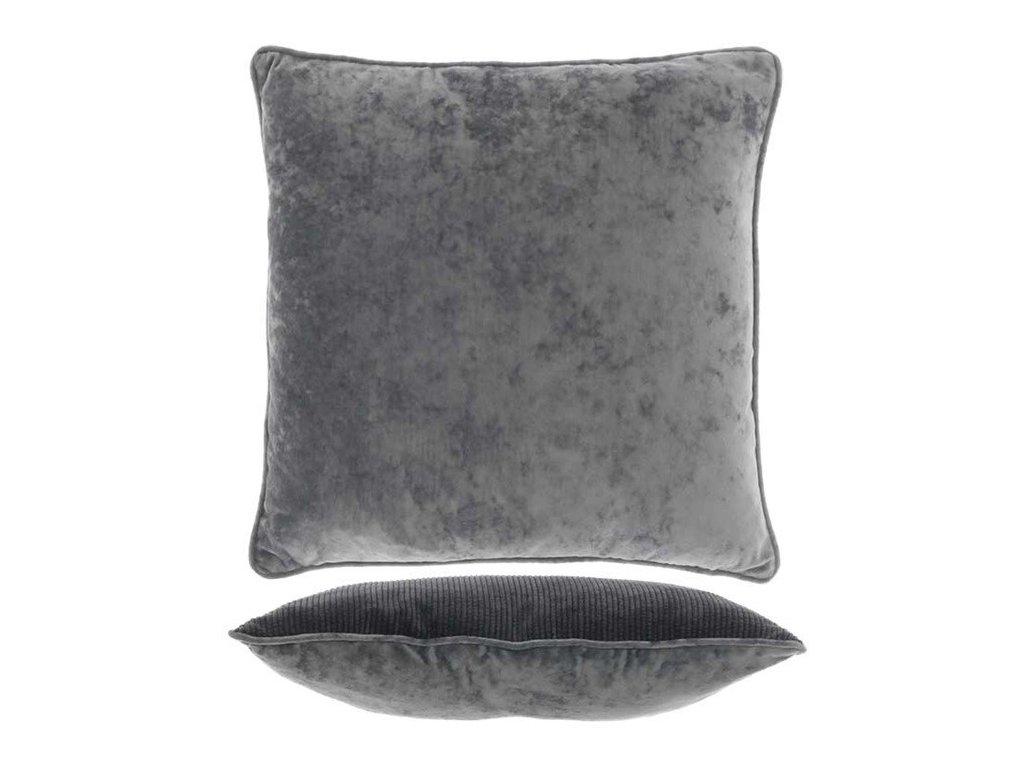 polštář Frey dark grey