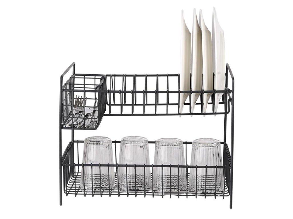odkapávač na nádobí drátěný